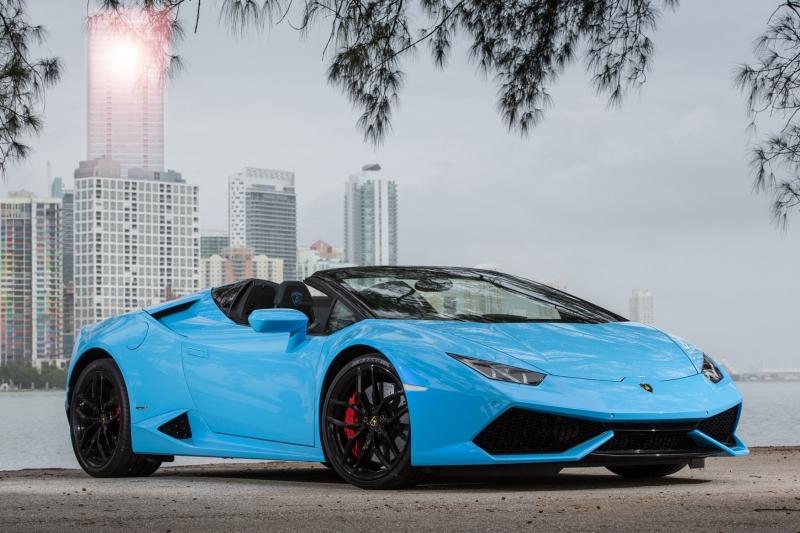 Wonderful Lamborghini Huracan Spyder Design Ideas